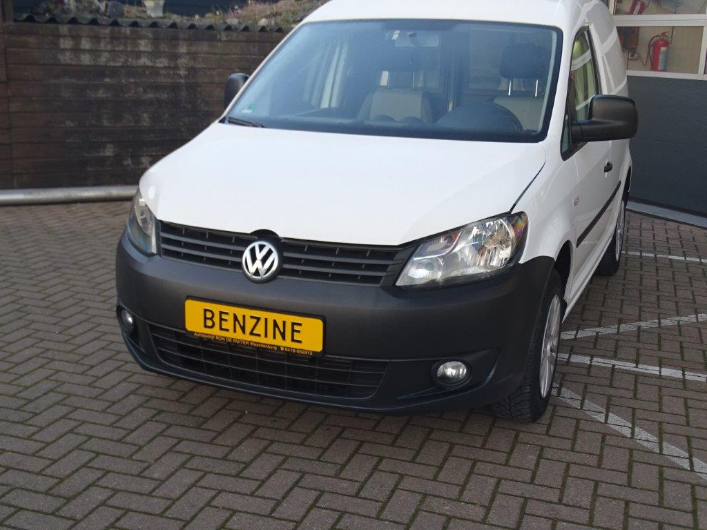 VW caddy 1.2 TSI