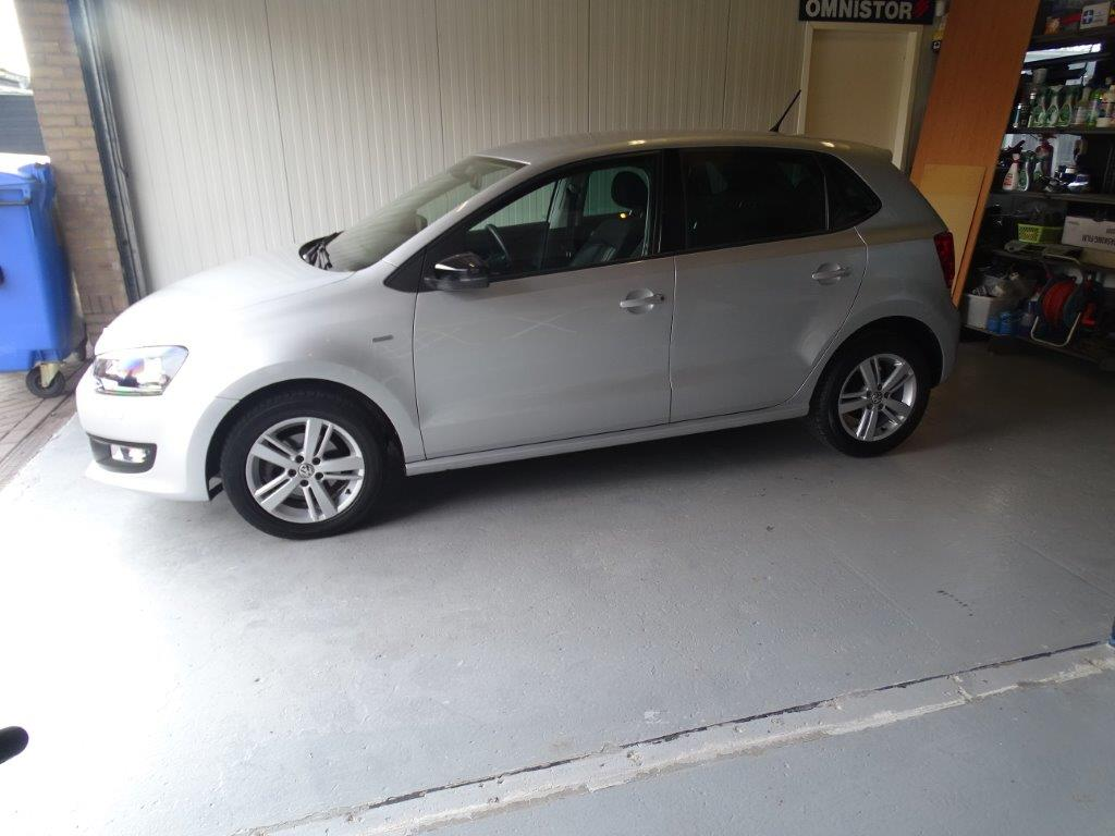 VW Polo 1.2 TSI MATCH 2013