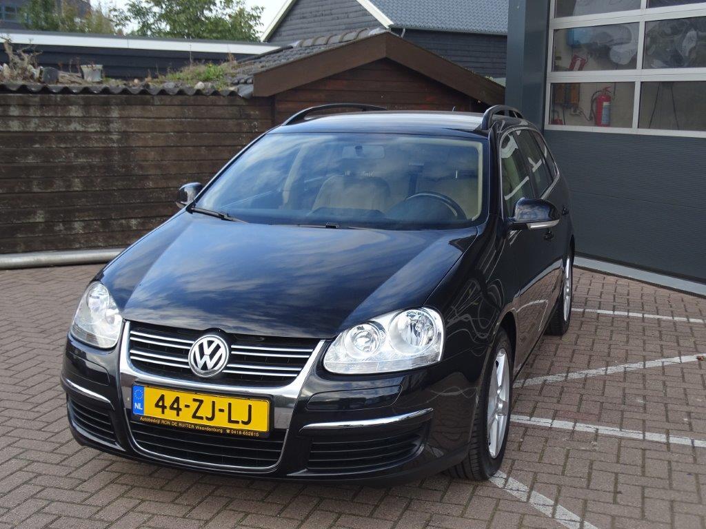 VW Golf V variant 1.9 TDI